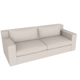 Mulberry Sofa by Tandem Arbor