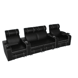 Zion 4-Seater Cinema Recliner Sofa