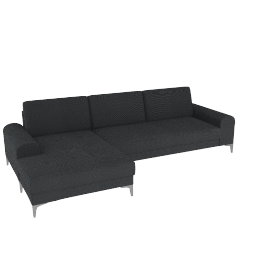 Vittorio - left facing Sofa