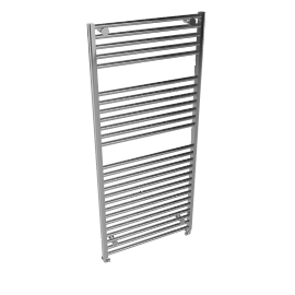 Heated Towel Rail 1652 x 750, chrome