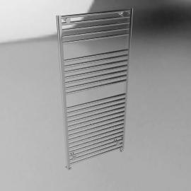 Heated Towel Rail 1652 x 750, chrome