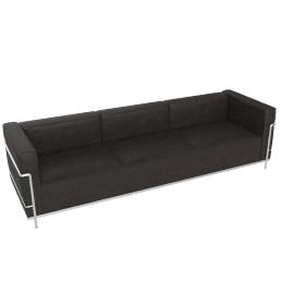 LC3 Grand Modele Three Seat Sofa - Down Cushion