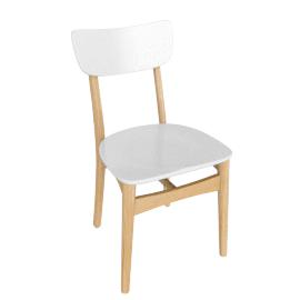 Asta Dining Chair, White