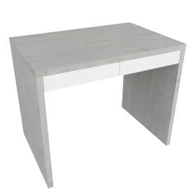 Petra 2-Drawer Dressing Table