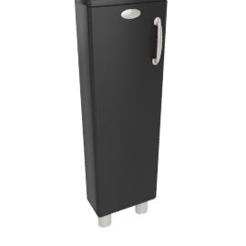 Mini Malibu CD Cupboard, Black