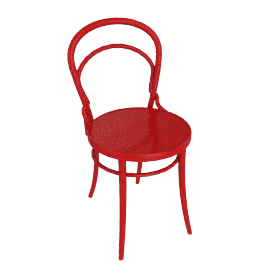 Era Chair - Red