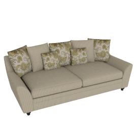 Elizabeth 3-seater Sofa