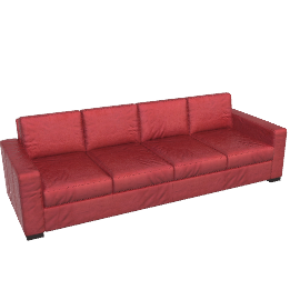 Portola Sofa - 102 in. Leather