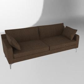 Mendini 3 seater sofa
