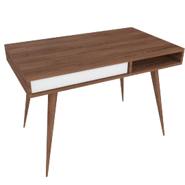 Celine Desk, Walnut