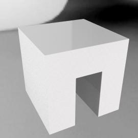 Vignelli Cube