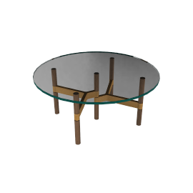 Helix Coffee Table - Round