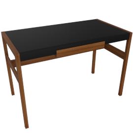 Risom Desk, walnut.black