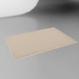 Maze Linen Placemat, Natural