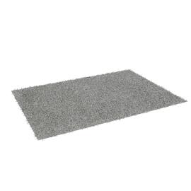Adorn Shaggy Rug - 160x230 cms, Silver