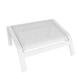 Stack Ottoman, White