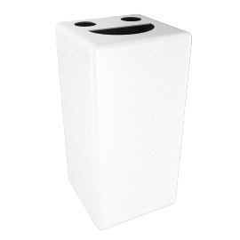 Square Toothbrush Holder