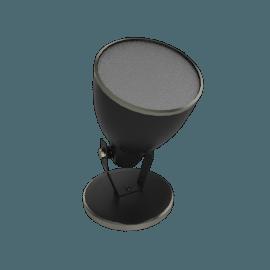 Stirrup Uplighter - Black