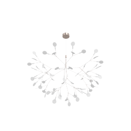 Moooi Heracleum, nickel