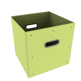 Box Unit Drawer, Lime