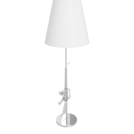 Lounge Gun Floor Lamp - by Flos