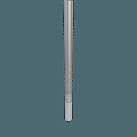 Elise Floor Lamp 80'', Aluminum