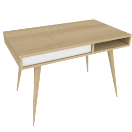 Celine Desk - Oak