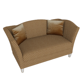 Casablanca 2 Seater Metallic