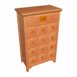 Mandarin Medicine Cabinet