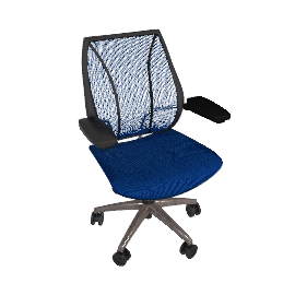 Liberty Task Chair - Navy