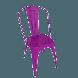 Marais A Chair - Plum