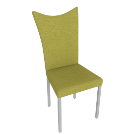 Gaily Dining Chair, Green