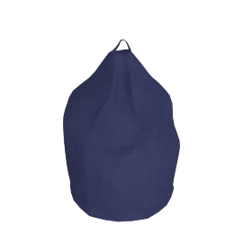 Stretch Bean Bag, Blue
