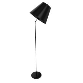 Tilt Floor Lamp, Black