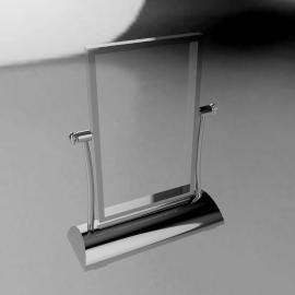 Miller Dressing Table Mirror, Chrome