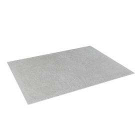 Snow Shaggy Rug - 120x160 cms, White