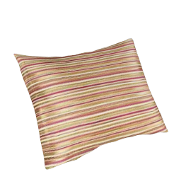 Elisha Stripe Cushion, Multi