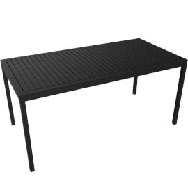 Eos Rectangular Table - Black