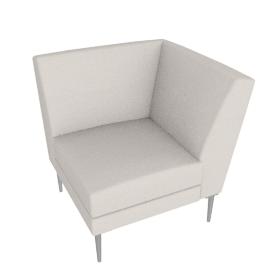 Libre Corner Component - Fabric