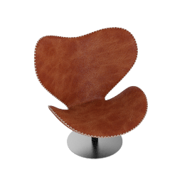 danform - BUTTERFLY LOUNGE CHAIR, Brown