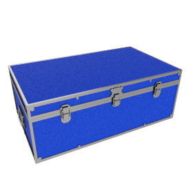 Fortified Hand Trunk, Royal Blue