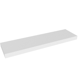 Chicago Shelf 90, High Gloss White