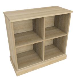 Charlie 4 Box Storage, Oak