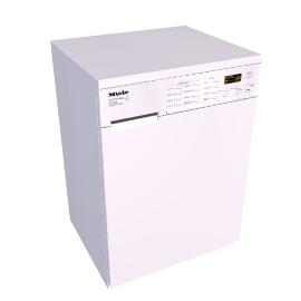 Miele W2839iWPM Integrated Washing Machine, White