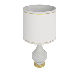 Porcelina Table Lamp