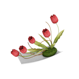 Tulip Arrangement 32 cms