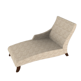 Tate LHF Chaise, Tillim Cappuccino