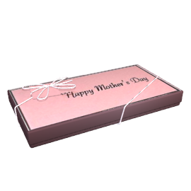 Ambassador's of London Mother's Day Chocolate Message Bar, 100g