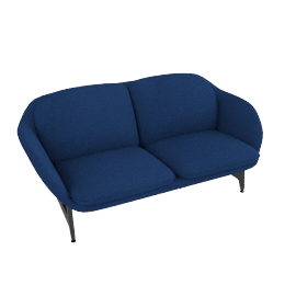 Vico sofa, 2 seater