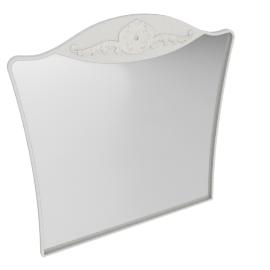 Elena mirror, Pearl Cream